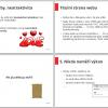 Časté chyby webových stránek (prezentace)