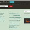Blog o WordPressu – můj další projekt